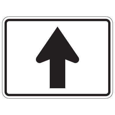 Directional Arrow Traffic Signs - Arrows