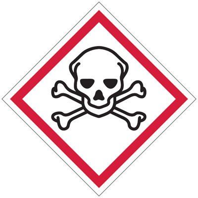 GHS Signs - Toxic