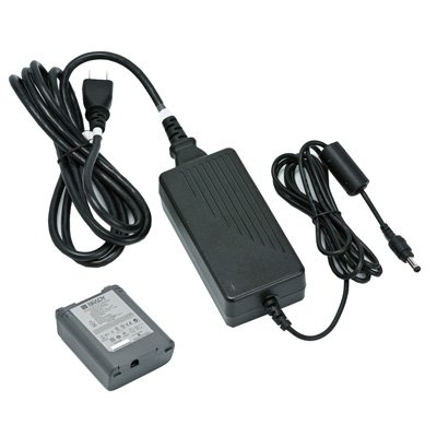 Brady Lithium Ion Rechargeable Battery Pack with AC Adaptor