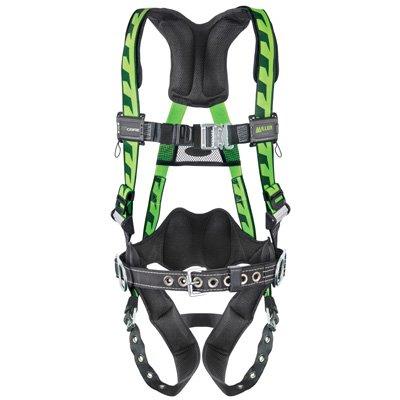 Miller® AirCore Full-Body Harnesses - Honeywell ACQCBDP23XLE