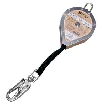 Miller® Titan™ Compact Retractable Web Lanyard with Carabiner - Honeywell TRW/20FTE