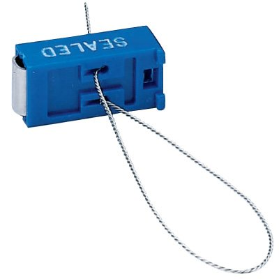Custom Plastic Security Wire Seals