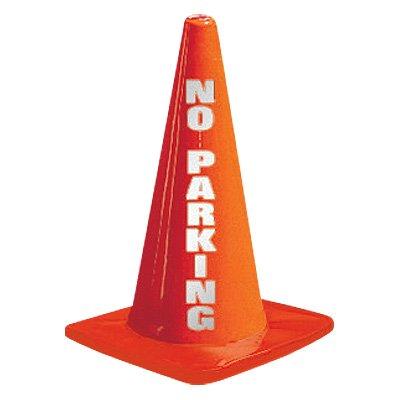 Reflective No Parking Traffic Cones