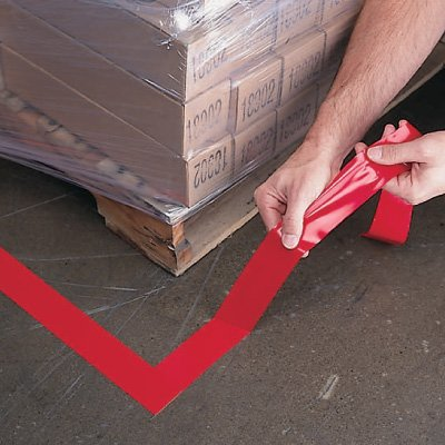 Removable Floor Tape