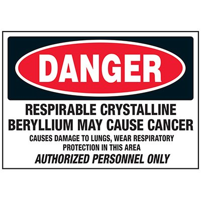 Respirable Beryllium Cause Cancer