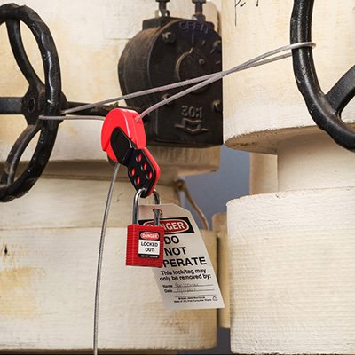 Brady SAFELEX™ Universal Cable Lockout Device