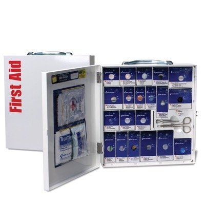 ANSI SmartCompliance™ Class A+ First Aid Kit With Meds