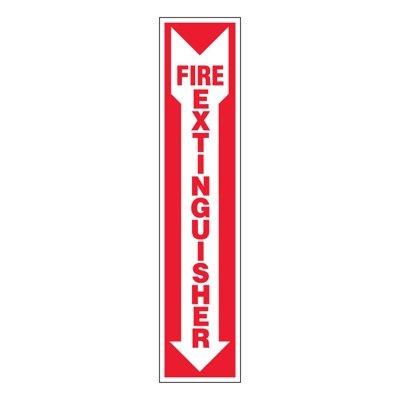 Super-Stik Signs - Fire Extinguisher