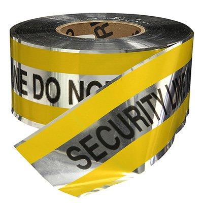 Reflective Barricade Tape - Security Line
