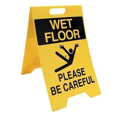 Wet Floor Portable Floor Stand