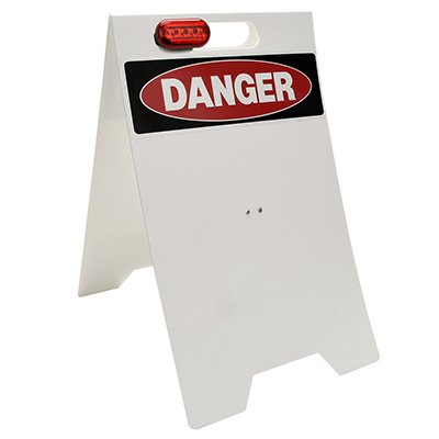 Danger Floor Stand