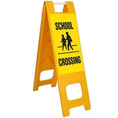 School Crossing Barricade