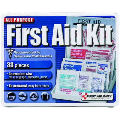 All Purpose First Aid Kit - Mini First Aid Only FAO-112