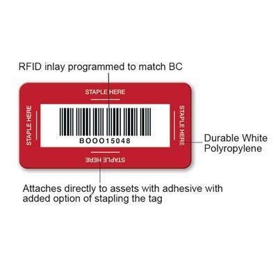 Custom RFID Stick and Staple Tags