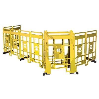 EasyProtect™ Folding Barricade - No Sign