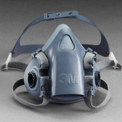 3M Half Facepiece 7500S Reusable Respirator