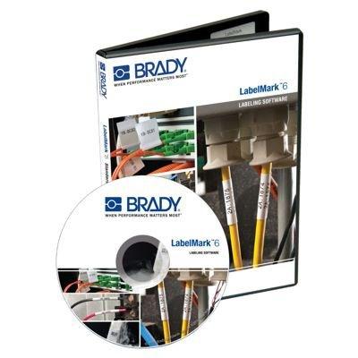 Brady® LabelMark® 6 Professional Label Design Software