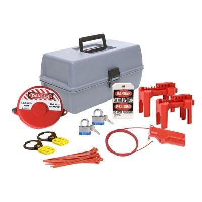 Brady 134033 Brady Valve Lockout Kit