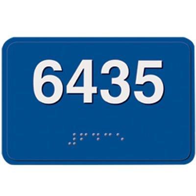 Custom Braille Number Sign