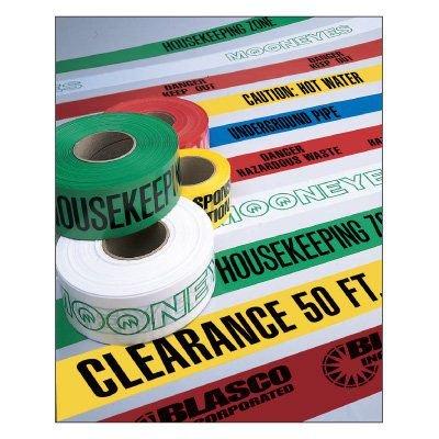 Custom Barricade Tape