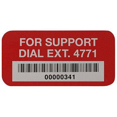 PolyGuard™ Help Desk Tags