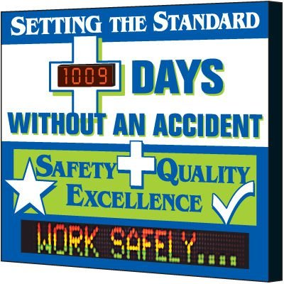 Setting The Standard Without An Accident Scoreboard