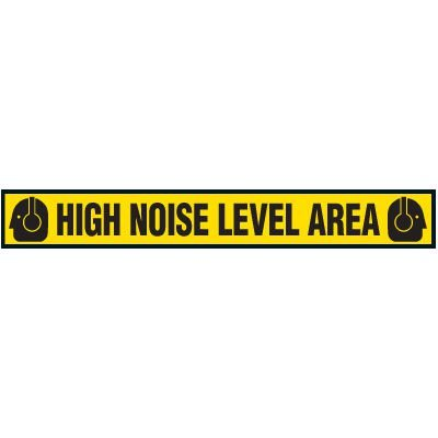 High Noise Level Floor Marking Strips
