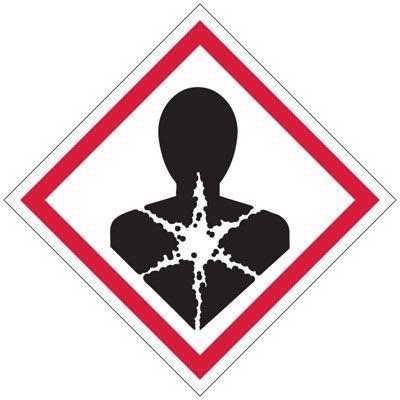 GHS Signs - Health Hazard