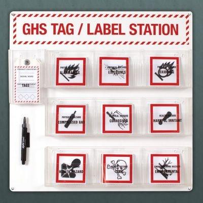 GHS Tag / Label Station