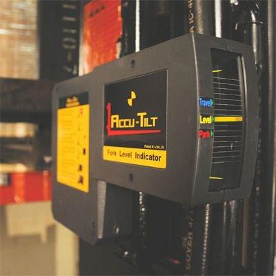 IRONguard™ Accu-Tilt Forklift Level Indicator