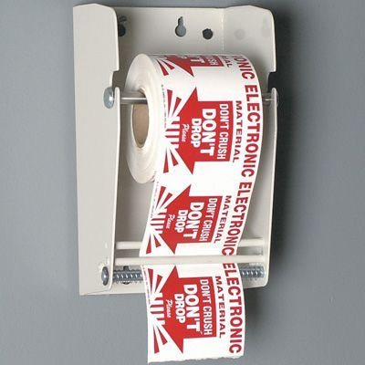 Single Roll Manual Label Dispensers