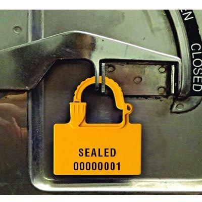 One-Piece Padlock Security Seals