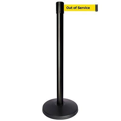 Out Of Service - Queue way® Plus Stanchion