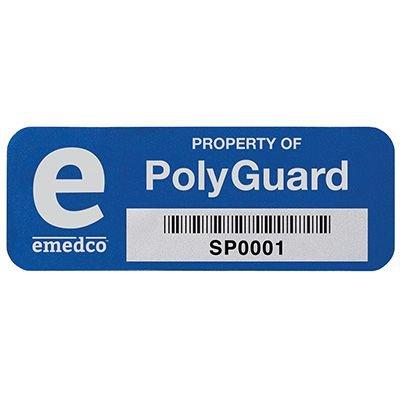 PolyGuard™ Custom Asset Tags