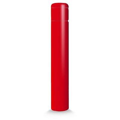 Post Guard 3519N Red Bollard Cover 9 x 72 No Tape