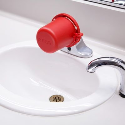 Brady® Sink Faucet Safety Cover Kit