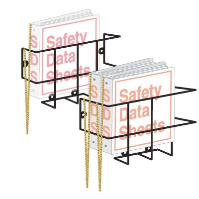 Steel Binder Rack