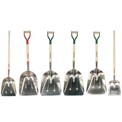 Union Tools - Aluminum Scoops