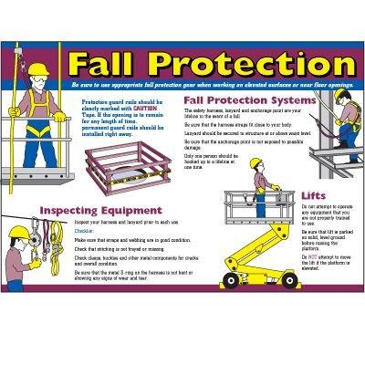 Fall Protection Wallchart