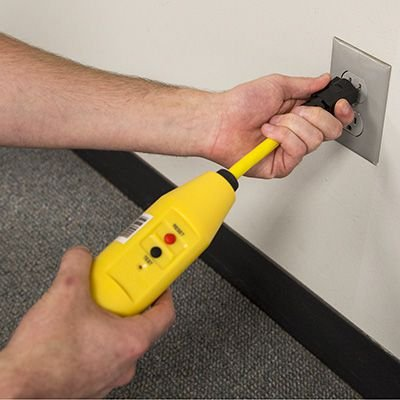 Ground Fault Circuit Interrupters w/ 3 ft. Cord