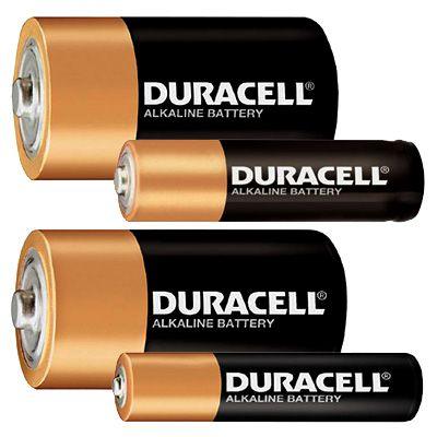 Duracell® - Duracell® Alkaline Batteries
