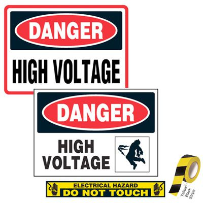Electrical & Arc Flash Safety Kits - High Voltage