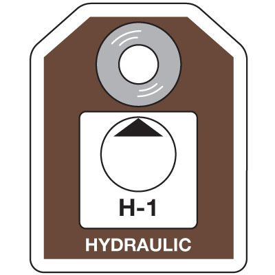 Hydraulic Energy Source ID Tag