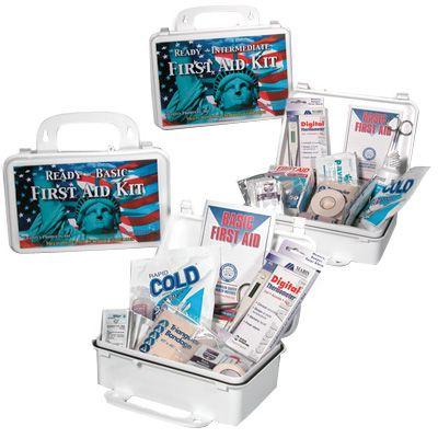Fieldtex Ready First Aid Kits