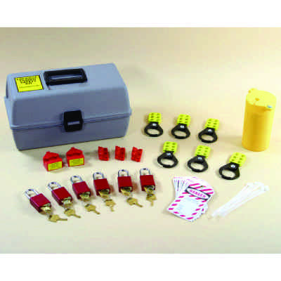 Keyed Alike Lockout Kit