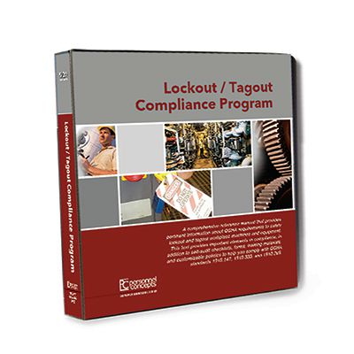 Lockout /Tagout Compliance Manual