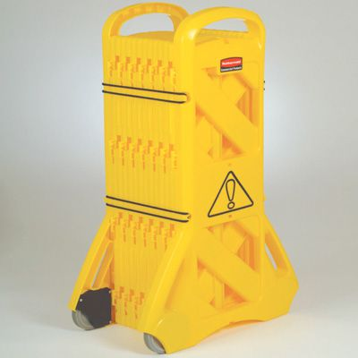 Portable Mobile Barrier - Rubbermaid® 9S11