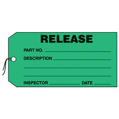 Release Production Status Tags