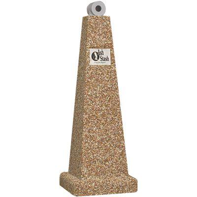 Pyramid Ash Urn - Anova PCSPYA