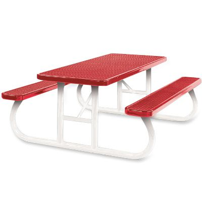 Rectangular Picnic Tables